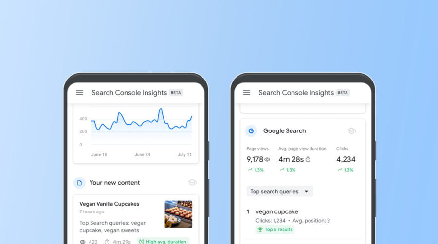6 Ways to Improve Blog Content using Search Console Insights