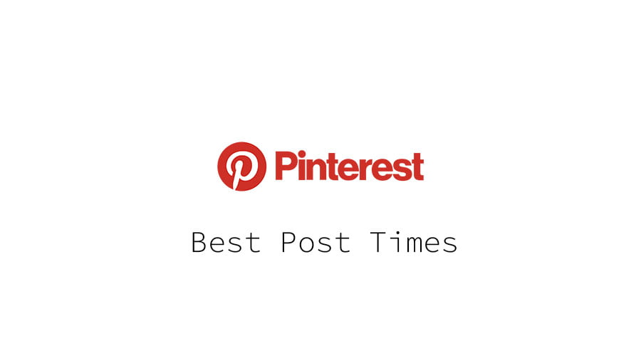 Pinterest Posting Times