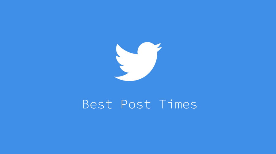 Twitter Post Times